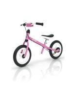 "Rowerek biegowy SPEEDY 12,5"" pink"