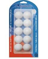 Piłeczki Garlando - 10 szt. białe