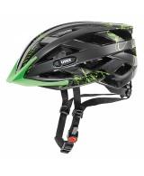 UVEX I-VO CC matowy czarno-zielony